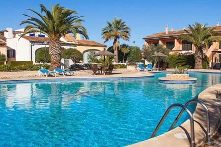 Villa 10 from sea - Campos - Villa