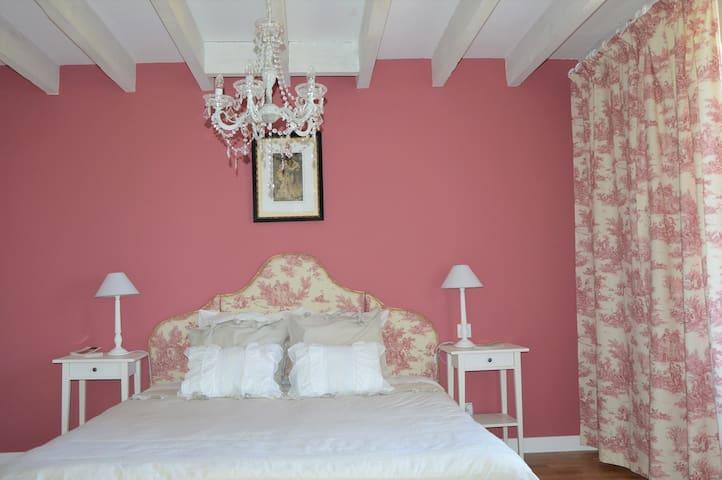 Chambre Marie-Antoinette.