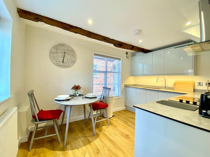 New, Perfect Apartment in Market Town of Ledbury