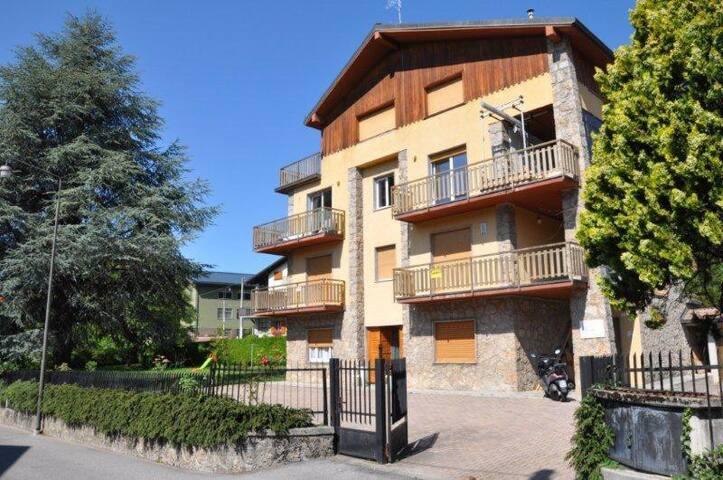 Grand appartement avec terrasse panoramique