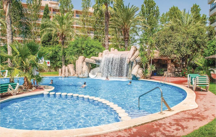 Holiday apartment with 3 bedrooms on 76m² in Salou