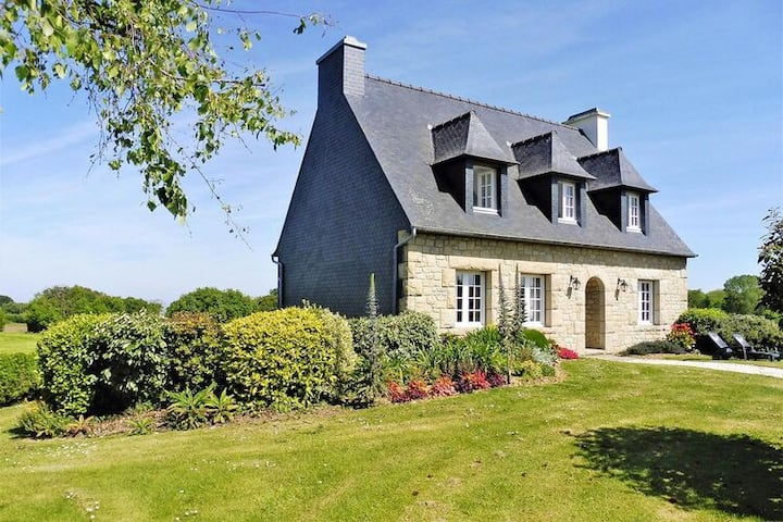 4 star holiday home in Port Blanc-Penvénan