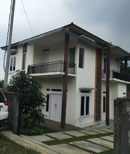 THE CITAPEN PRIVATE VILLA - TAPOS - Bogor