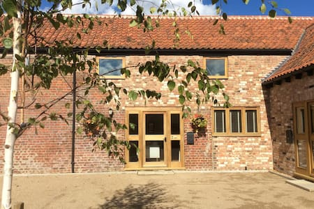 Luxury Self Catering Barn Conversion Pet friendly