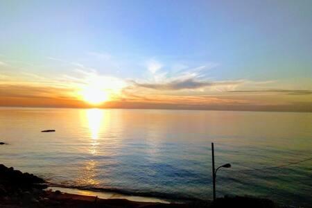 The Mediterranean Sunset