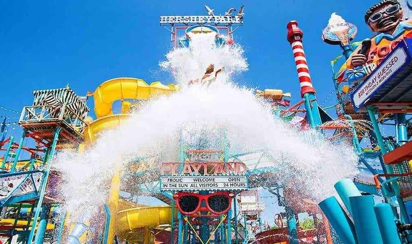 Hersheypark Happy !!!