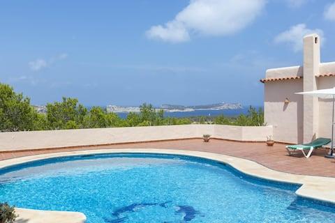 Ibiza Villa Can Mar på Cala Compte / Cala Conta