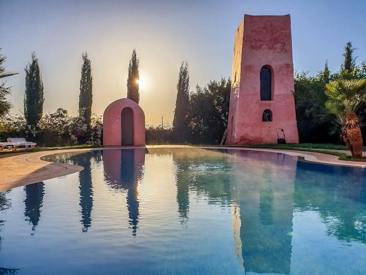 Traditional Family Villa close to Essaouira