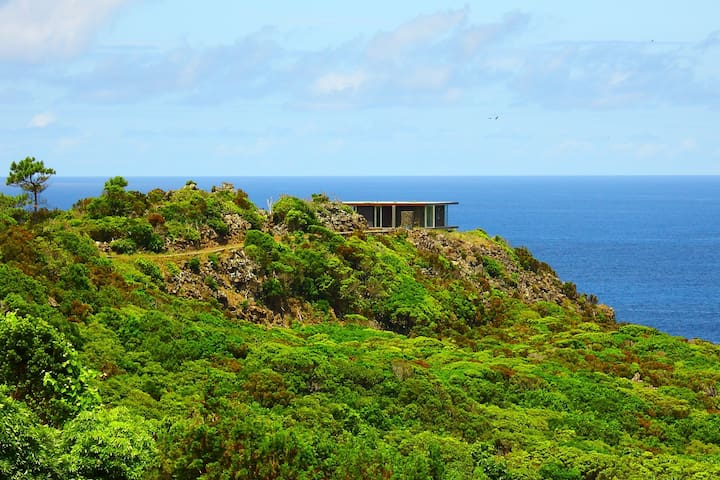 Nature Reserve With Stunning Ocean Views - Biscoitos - Dom