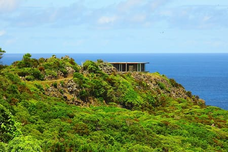 Nature Reserve With Stunning Ocean Views - Huis