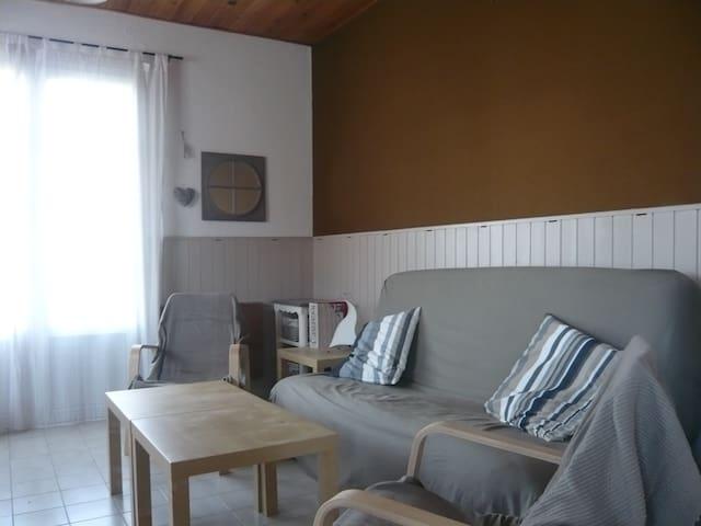 Petite maison proche plage et port du POULIGUEN - Le Pouliguen - บ้าน