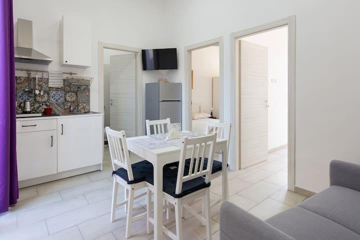 Appartamento comodo in centro