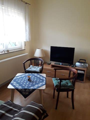 Gemütliches Appartement mit Gartennutzung