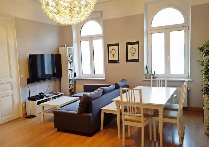 Schöne 56 m² Altbauwohnung nahe Zentrum - 維也納 - 公寓
