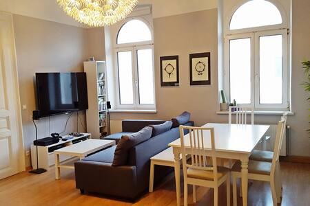 Schöne 56 m² Altbauwohnung nahe Zentrum - Wien - Wohnung