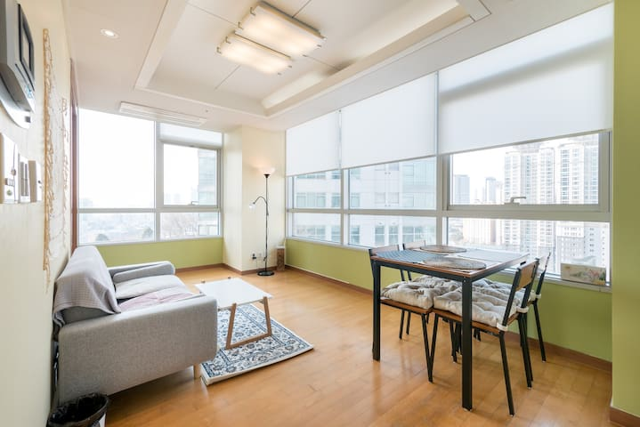 J House - Yongsan-gu - Appartement