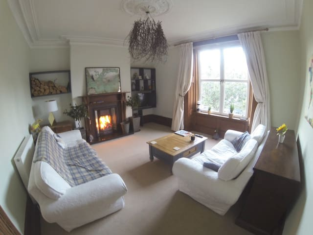 Double Room in the West End - Aberdeen - Casa