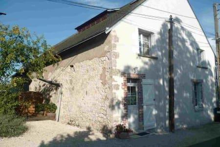 Gîte au cœur des châteaux Loire - Chouzy-sur-Cisse - Haus