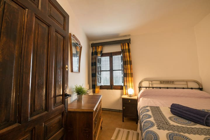 2 habitaciones, 4 personas casa Cuenca. Huete