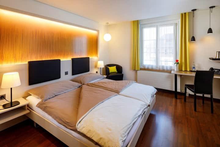 Hotel Jardin Bern - Economy room with breakfast