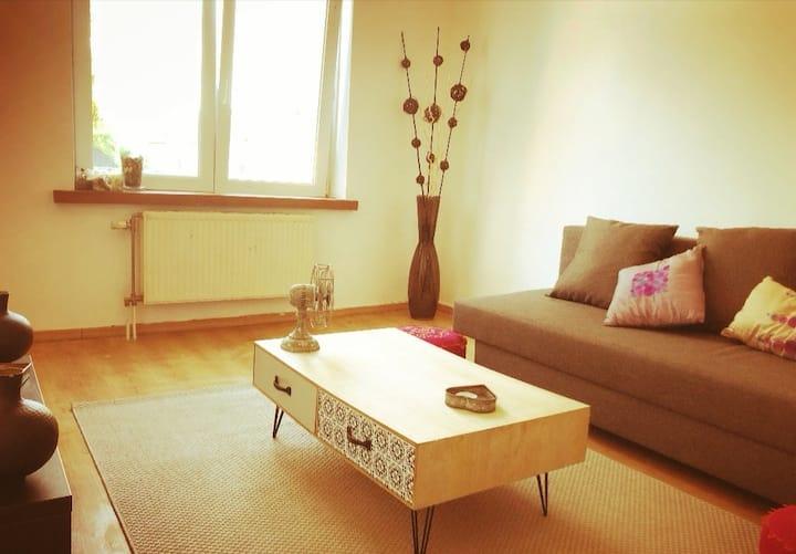 Ravissant appartement avec balcon