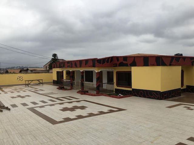 Kumasi Airport residential Homes