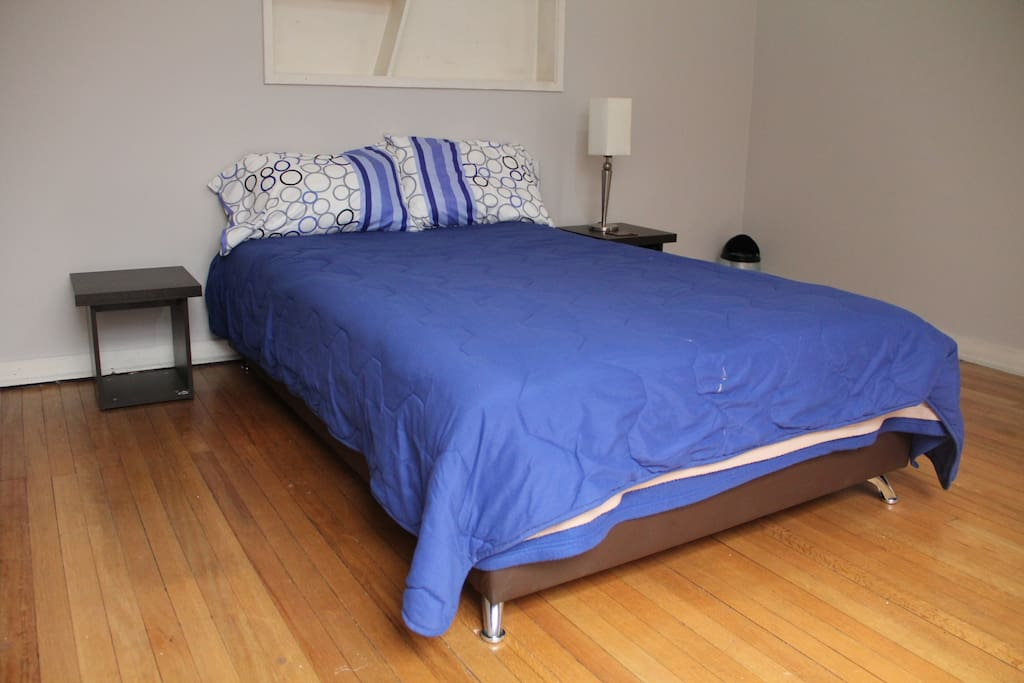 Brand new bed, orthopedic mattress and accessories