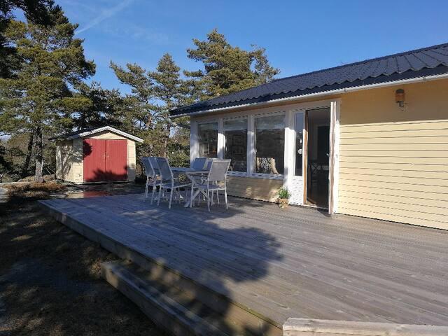 Lovely summerhouse in beautiful Bohuslän