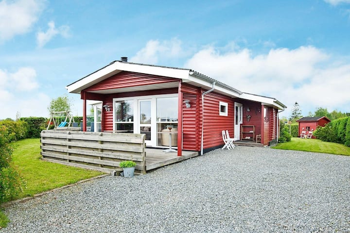 Spacious Holiday Home in Hejls near Sea