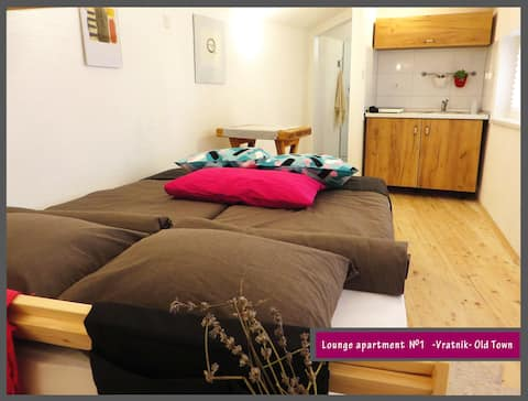 Lounge apartment No1 > Old Town