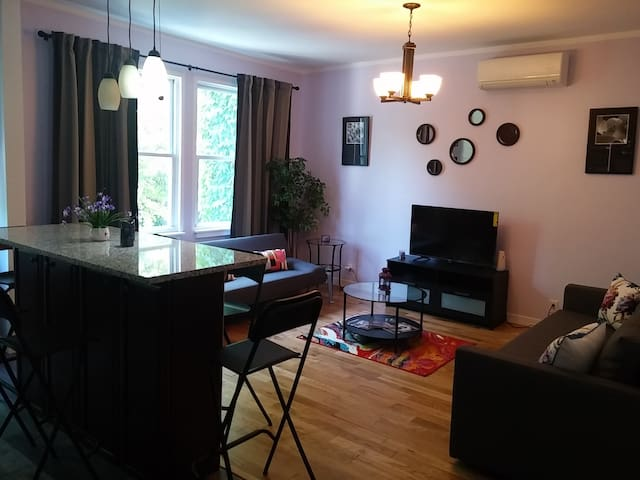 5 STAR BRAND NEW APARTMENT MINUTES FROM NYC CHEAP!