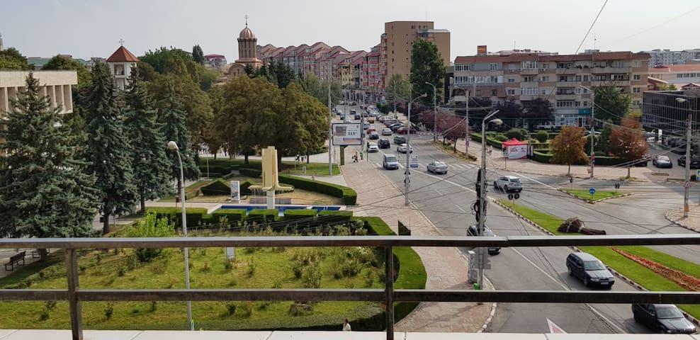 Apartament cu vedere panoramica Targoviste
