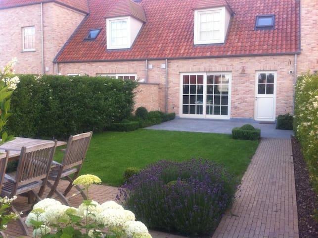 Your cosy stay in Knokke - Knokke-Heist - Huis