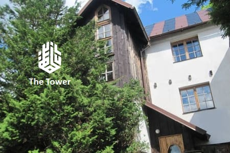 "The ""Tower"" -  Unique Nature House - Przesieka - Hus"