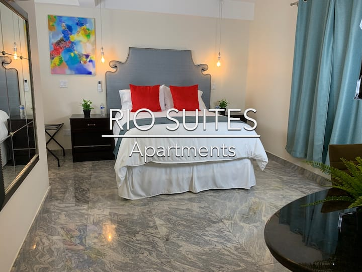Luxury Suite Perfect Location!,5 Min from U.S.-103