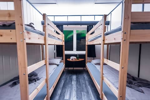 Gjestehuset102- A bed in a Dorm