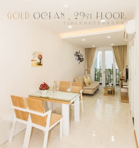 Appartment 1 bedroom city view - Nha Trang