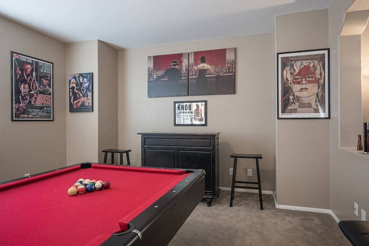 Sunny Room 5 min from Las Vegas Blvd! Close to all