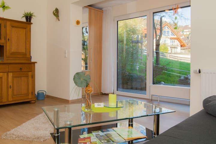 Wohnung im Weindorf mit Schwarzwaldflair