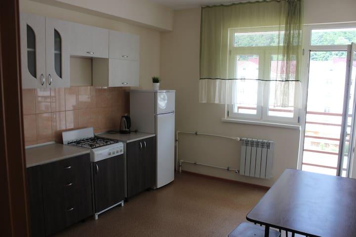 Двухкомнатная квартира 65 кв.м.в Эсто-садке - Estosadok - Byt