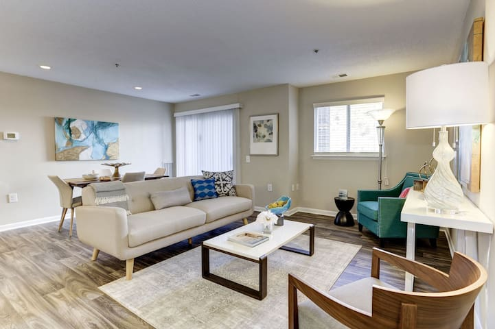 Live + Work + Stay + Easy | 2BR in Belcamp