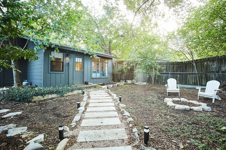 Zilker Casita - Walk to ACL, Barton Springs