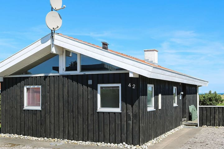 Scenic Holiday Home in Hadsund with Sauna