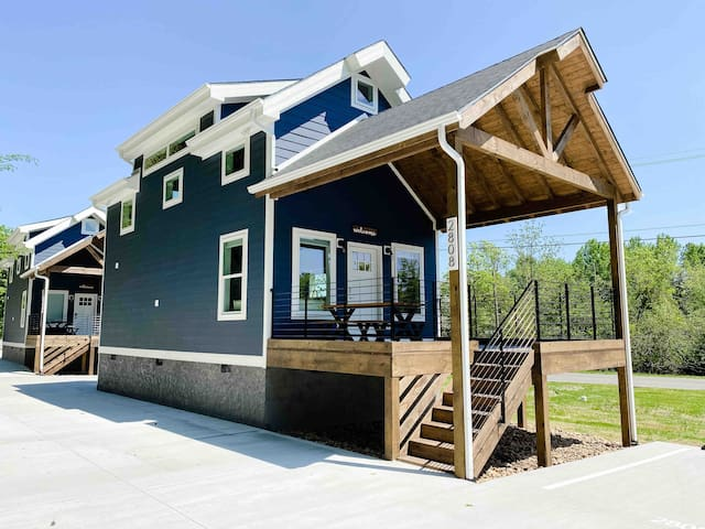 Cozy Smoky Mountain Tiny House