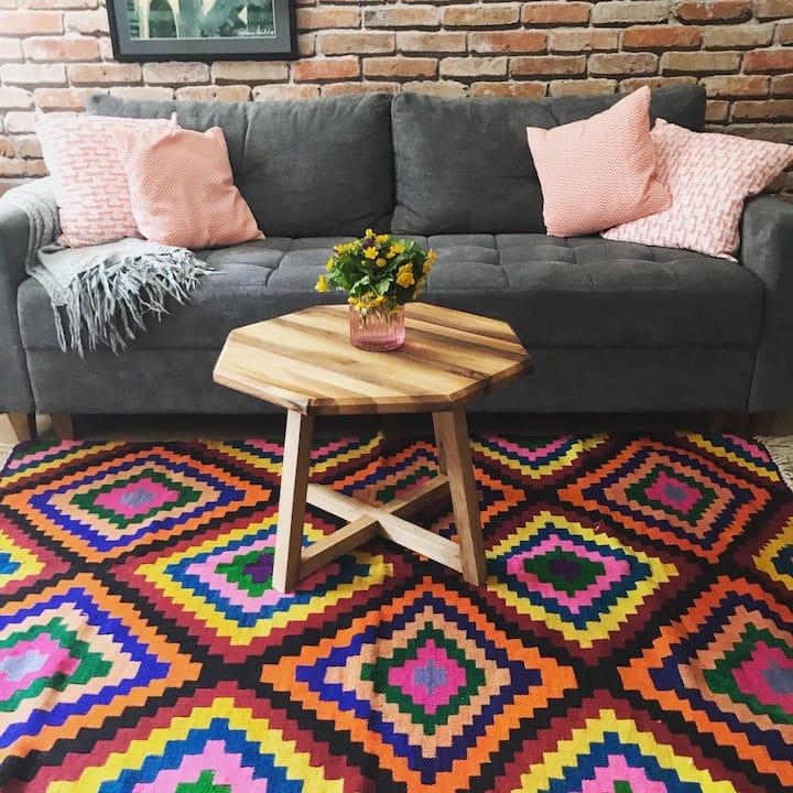 Apartment Silueta - Warm and cozy studio