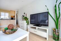 Sunny Penthouse & Terrace in Alicante City Centre