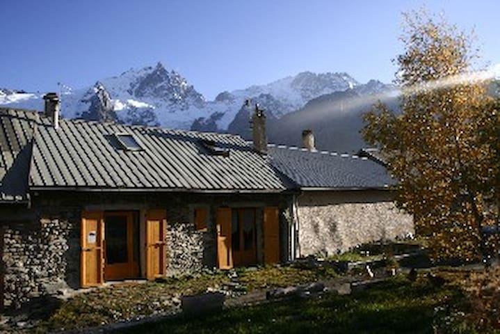 Le petit Gâ - Gîte au pays de la Meije - La Grave - Hus