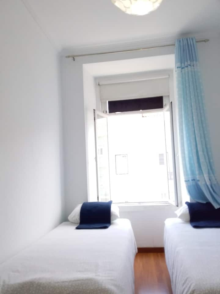 Garden Guest House  ( Twin Room ) -