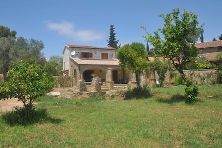 Lovely cottage newly renovated with big garden - Castellabate - Villa