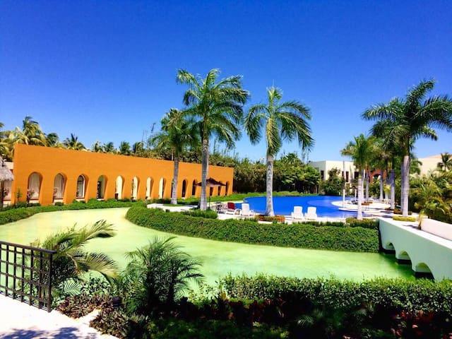 Exclusive Loft on beautiful Golf course & beach - Bahía de Banderas - Apartment